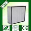 Deep pleated glass fiber f5 f6 f7 f8 f9 box filter from China