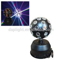 Disco RGBW Crystal Ball disco ball light 12v