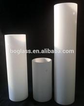 Glass Lamp shade & Borosilicate glass tube 3.3