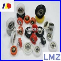 Plastic Roller Nylon Pulley Cabinet Door Roller Shower Door Track Wheel Roller