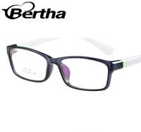 Most Popular 2015 Eyeglasses Frame 1083 Purple Frame White Leg