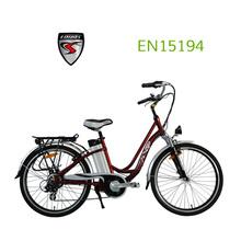 Green power urban rama convert electric bike