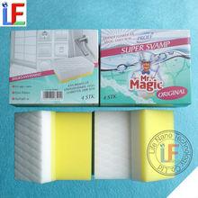 Magic eraser sponge bath soap sponge cleaning tool