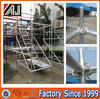 Galvanized Steel Scaffolding Layher Used In Construction