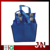 Non Woven PP Wine Bags, Recycled Bottles Non Woven Bag