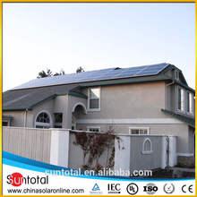 mini solar power system supply 110v