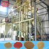 Turnkey projects machine to make animal food