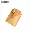 Italy imported vegetable tanned leather cell phone casing