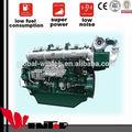 factory price excellent fuel efficiency marine diesel engine used