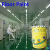 Waterproof floor coating for electronics factory eliminate static function floor coating