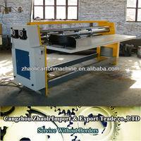 Cardboard Partition MachineCorrugated Box Packing Machine/used corrugated carton box making machine