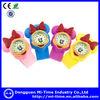 Mickey pattern , lovely kids band quartz slap watches beautiful colors