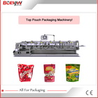 Best quality branded lollipop candy packaging machines