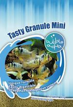 AQUARIUM SINKING MINI GRANULE TROPICAL aquarium fish food for medium or small size fish