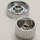 custom stainless steel car radio knobs manufacturer