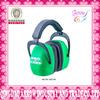 pro-ears Neon Green headband Ear muffs