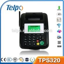Telpo TPS320 programable or smart lotto pos terminal