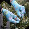 SRSAFETY 13G PU coated gardening gloves/working glove/safety glove