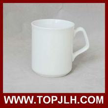 Factory Price Porcelain Mug 9oz Square Handle