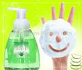 étiquette savon liquide/qualité alimentaire liquide savon/liquide savon pour le corps