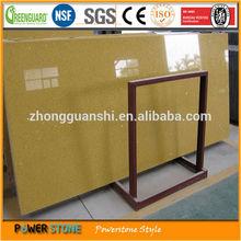 hot artificial quartz stone decorative interior construction