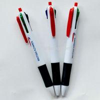 new 4color ballpont pen promotional pens gift pen