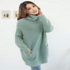 bright 2015 ladies knit top