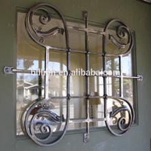 ornamental pictures of iron windows design