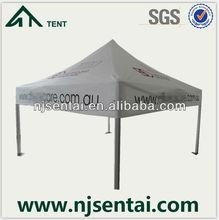 2 person tent/crossed table legs/garage door framing