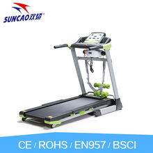 Home Use Motorized with LCD display Treadmill
