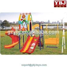 happy goat with slide excellent children swing