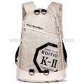 Beliebte neuesten eco- freundlich reisen nylon gestrickt rucksack