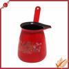 Hot espresso coffee maker moka pot strainer