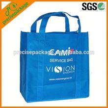 China supplier eco-friendly colorful pp non woven shopping bag non woven bag