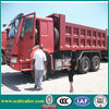 6x6 all wheel drive tractor truck dump truck