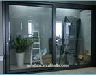 SDP-140 Aluminum thermal break slide and lift glass sliding door factory in Guangzhou