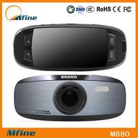 "Full HD 1080P G1W 2.7"" LCD bus mirror"