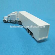 YL-409 high quality diecast model semi-trialer,custom desinged truck toy,1:64 trailer truck toy