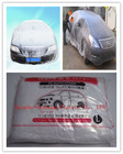 Polythene Clear PE Disposable Covers Car