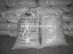 industrial grade 99% caustic soda