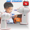 mini electric ear vac cleaner /electronic ear cleaner as seen on TV