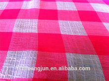 100%polyester mixed color nano crepe chiffon for dress