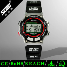 SKMEI bt digital sports watch 3 atm water resistant