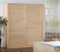 la melamina de madera del gabinete armario armario de puertas correderas