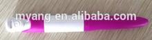 Insulin pen shape ballpoint pen/promotional ball pen/biro/medical stationery