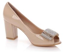 Comfortable Leather Women Dress Shoes diamonds bridal dress shoes