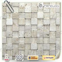 fishion decoration stone wall tiles mosaic