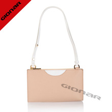 famous brand designer hot sell women genuine leather handbag