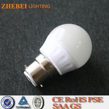 Hot selling! B22 to e27 cap adapter led b22 bulb