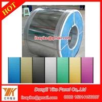 Hot selling Secondary steel coil korea / B Grade ppgi coils